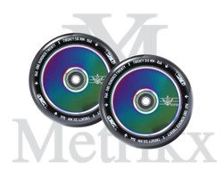 Envy Hollow Core 110mm Wheels Oil Slick