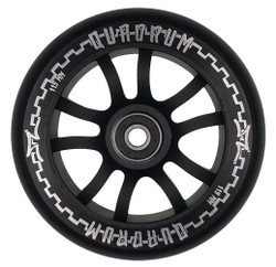 AO Quadrum Wheel - 115mm-Black