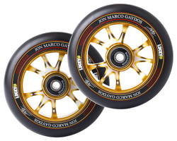 Lucky Signature Collection Wheels | 24mm x 110mm | JonMarco Gaydos v3 (LUCJM110GOLD)