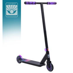 Invert Supreme Scooter Black/Neo Purple