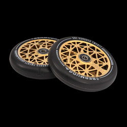 Oath Bermuda 120 mm Wheel Neo Gold