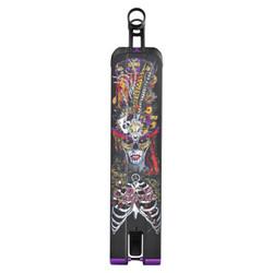 Triad Psychic Deck Black/Purple/Psychic 5.1'' x 22''