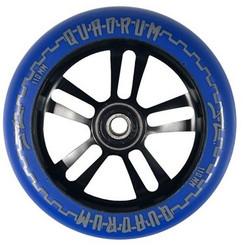 AO Quadrum 3 Wheel 110mm Blue