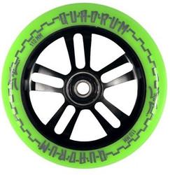 AO Quadrum 3 Wheel 110mm Green
