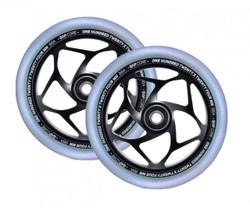 Envy Gap Wheels - 120mm - Black/Galaxy