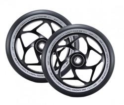Envy Gap Wheels - 120mm - Black/Black