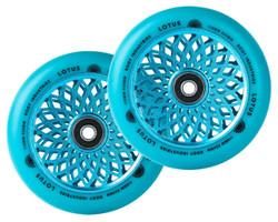 Root Industries - 24mm x 110mm Lotus Wheels- Blue