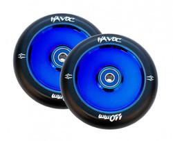 Havoc 110mm Hollow  Wheels - Blu-Ray