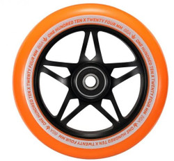 Envy S3 Wheels Orange/Black 110mm