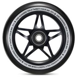 Envy S3 Wheels Black/Black 110mm