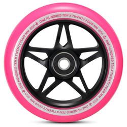 Envy S3 Wheels Pink/Black 110mm