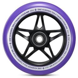 Envy S3 Wheels Purple/Black 110mm