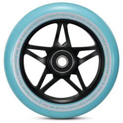 Envy S3 Wheels Teal/Black 110mm