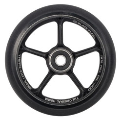 Black Pearl Wheels Original V2 110mm Double Layer Black
