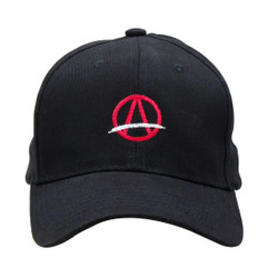 Apex Baseball Cap - Black