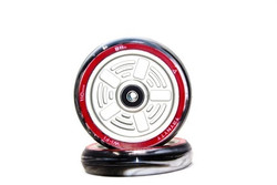 Trynyty Wi-Fi 110mm (PAIR)- Scooter Wheels Silver