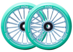 Aztek Architect 110mm - Scooter Wheels Aqua