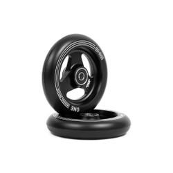 Tilt Stage Wheels 110X24mm Black (05-18-900)