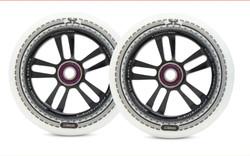 AO Mandala Wheel - 110mm-Black/White