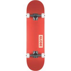 Globe Goodstock Skateboard 7.75 Red