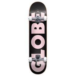 Globe Go Fubar Skateboard 8.0 Black/Pink