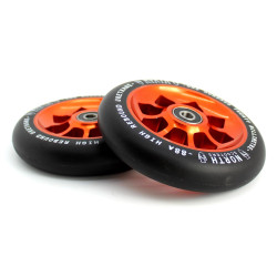 North Scooters Pentagon 88A Wheels 120mm