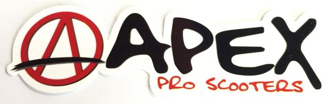 """Apex Logo Sticker 3"""""""