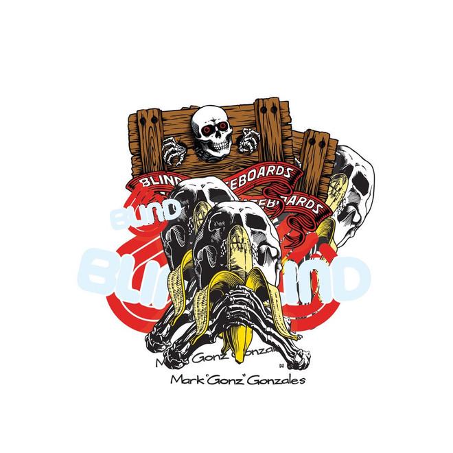 Blind Skull Series Sticker Pack (10)