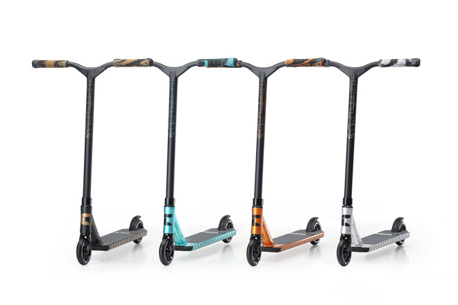 Envy Scooter  Colt S4 2019 difference color