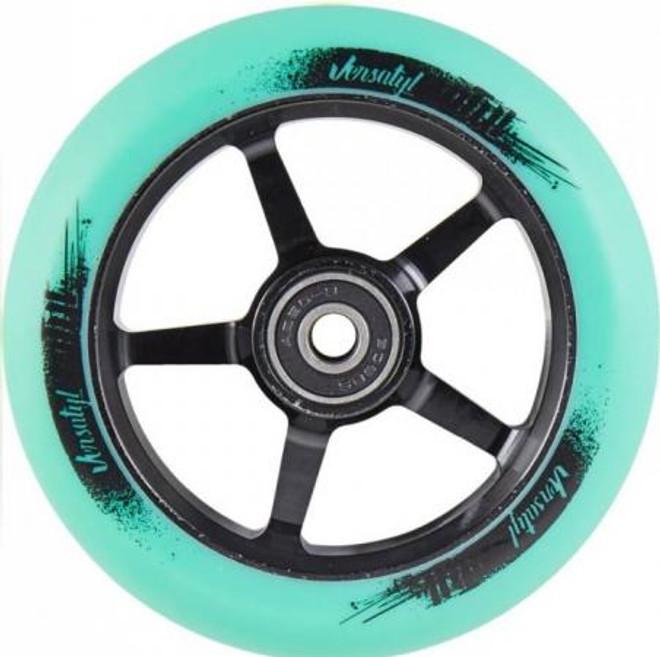 Versatyl Wheels 110mm Blue