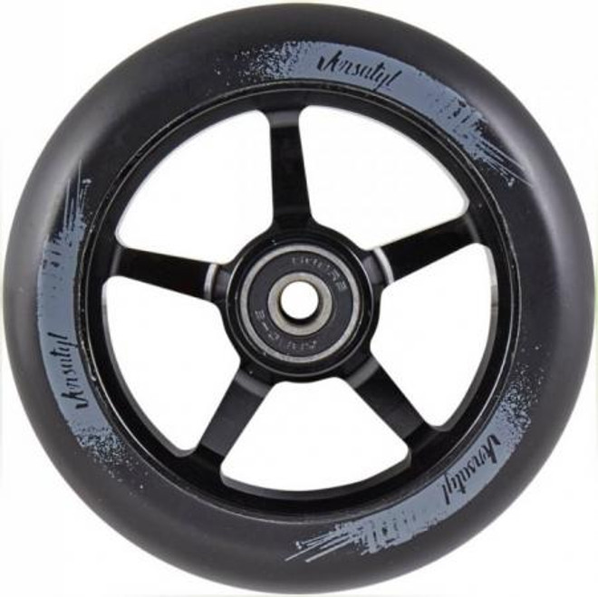 Versatyl Wheels 110mm Black