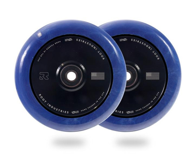 Root Industries - 110mm Liberty Wheels - Blue