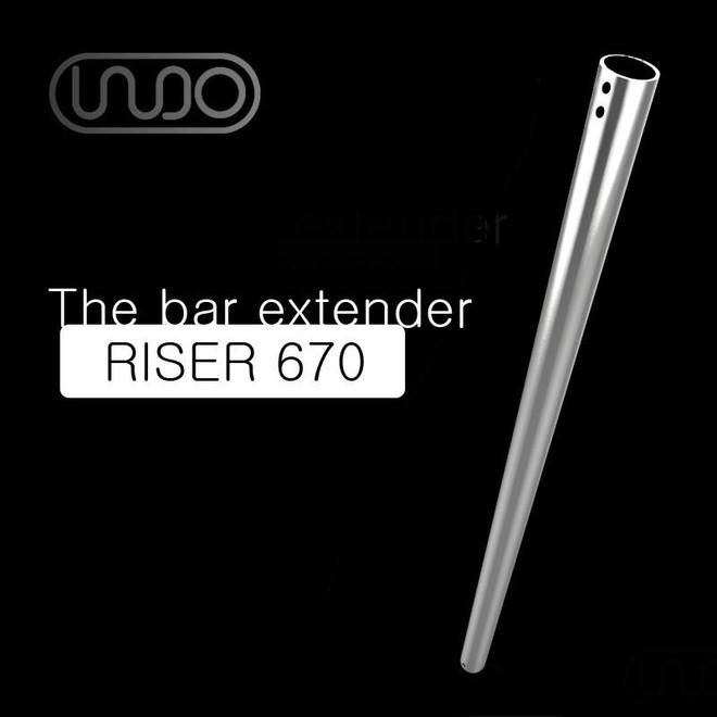 Indo the Trick Riser Bar 670 mm