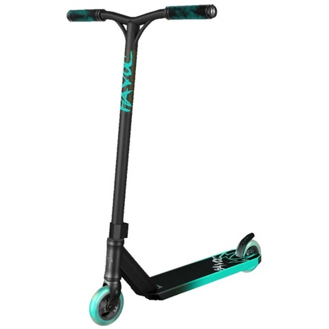 Havoc Storm Complete Scooter 110mm 4.0 Black/Teal