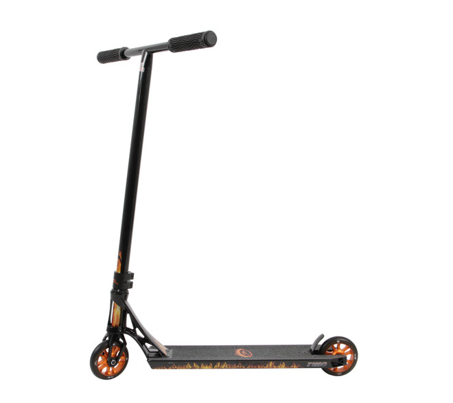 AO Scooters Timo Sturmlin Signature - Scooter Complete-Black