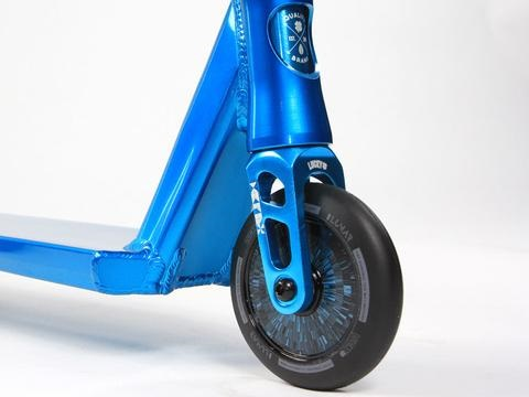 Lucky Axis Limited Edition Pro Kick Scooter Teal NEW