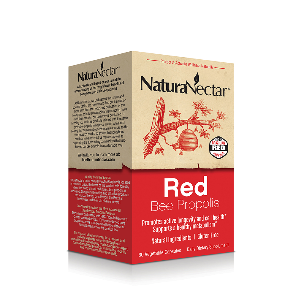 Red Bee Propolis