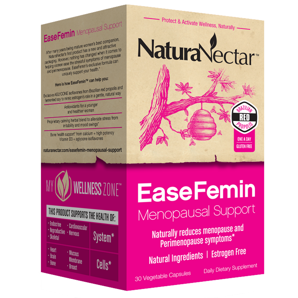 EaseFemin Menopausal Support New