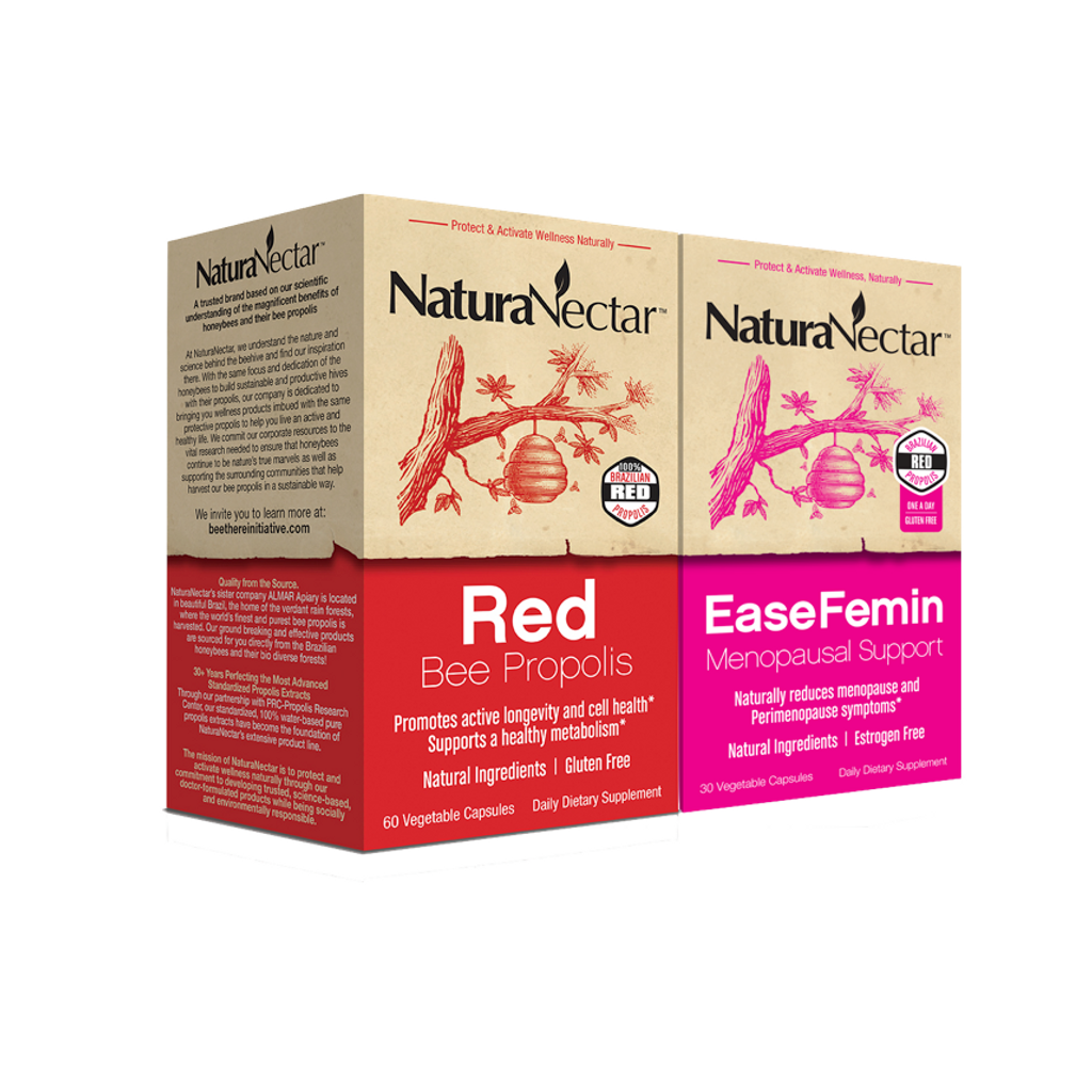 NaturaNectar Women's Health Value Pack