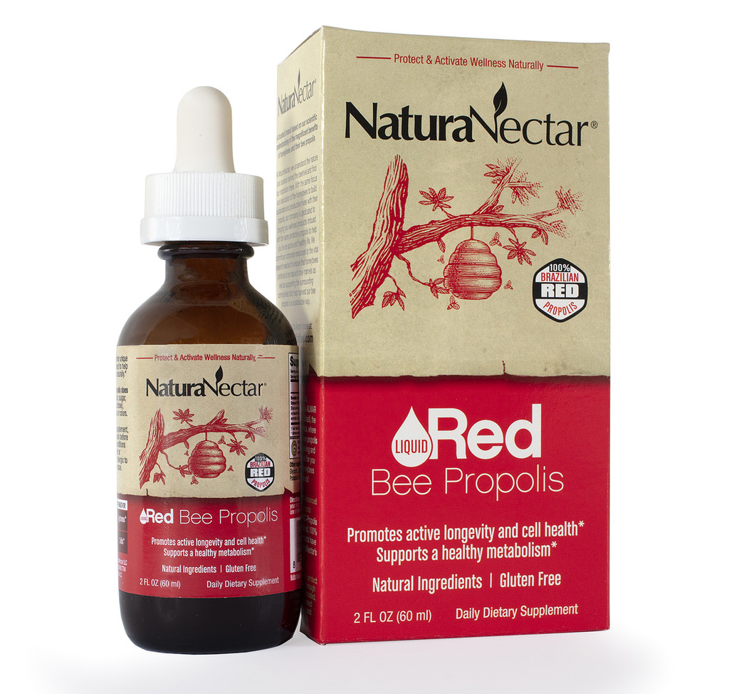 Liquid Red Bee Propolis