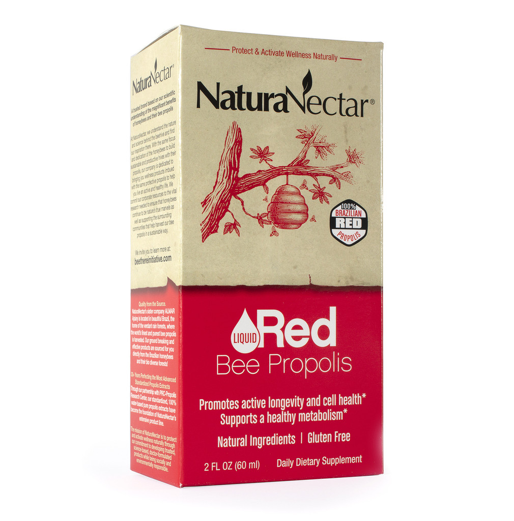Liquid Red Bee Propolis - Value Pack