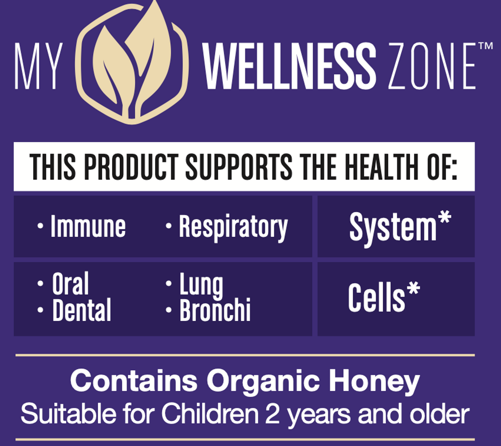 BeeHero™ Throat Kids Natural Propolis Spray_My Wellness Zone