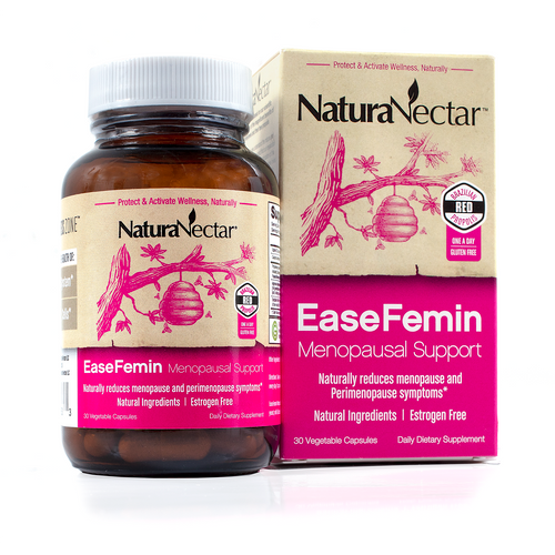 EaseFemin Menopausal Support New Package