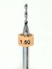 1.50 Rimless Drill Bit