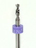 2.70 Rimless Drill Bit