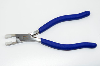 Rimless Sleeve Assembly Pliers, for compression sleeves on Silhouette and other similar Rim Lens frames overall length 7 inch