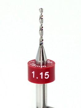 1.15 Rimless Drill Bit