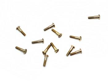 SM126 Hinge Repair Screw; 1.4mm Thread, 2.5mm Head, 6.0 Length (SM126)