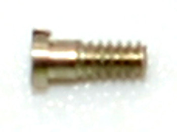 SA138 B & L Slotted Screw; 1.16mm Thread, 1.6mm Head, 3.4mm Length