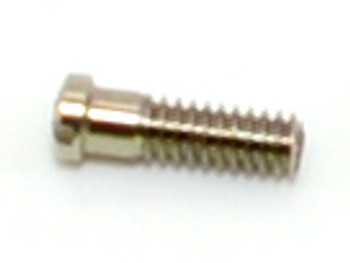 SM407 Eyewire Screw - Slotted; 1.4mm Thread, 2.0mm Head, 5.2mm Length (SM407)